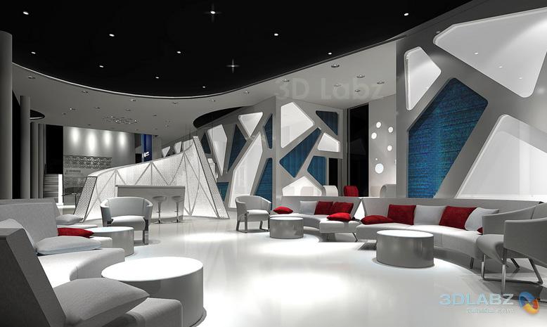 3d Interior Designing