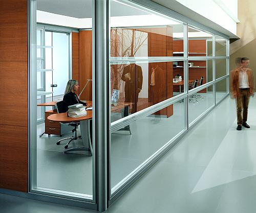 Aluminium Partitions Product : Product gallery sri balaji false ceilings siliguri
